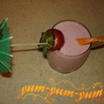 Фруктово-ягодный коктейль - Фитнес-СПА