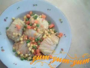 Голубцы из китайской капусты рецепт с фото