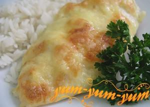 Курица жареная в сыре рецепт с фото