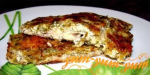 Тилапия в соусе сырно-сливочном