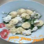 Куриные пельмени по-домашнему рецепт с фото