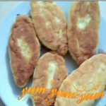 Пирожки с овощами рецепт с фото