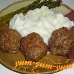 Фрикадельки по-итальянски рецепт с фото