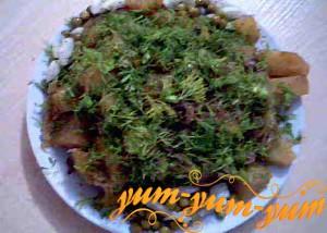 Картошка с овощами в горшочках рецепт с фото