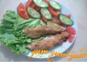 Нежные котлеты куриные - Дамские пальчики рецепт с фото