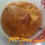 Кексы с ананасом рецепт с фото