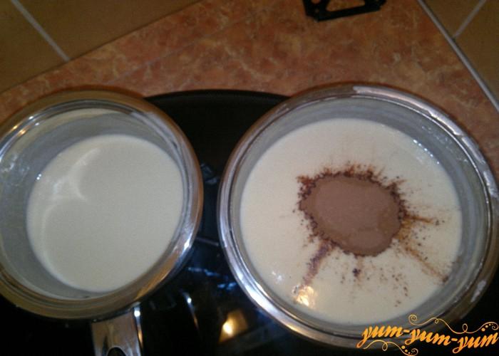 Рецепт птичьего молока из сметаны и желатина