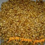 Козинаки из перловой крупы рецепт с фото