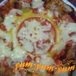 Домашняя пицца маргарита рецепт с фото