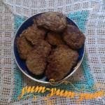 Оладьи из печени с рисом рецепт с фото
