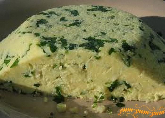 охлажденный сыр готов