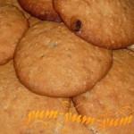 Овсяное печенье по домашнему рецепт с фото