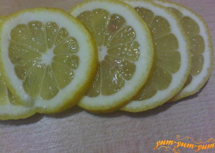 лимон для варенья