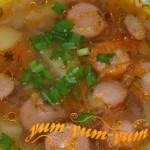 Простой суп в мультиварке