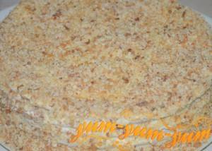 наполеон на маргарине рецепт с фото