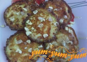 Жареные кабачки в кляре рецепт с фото