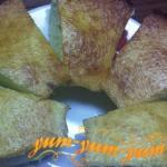 Бисквит в аерогриле рецепт с фото