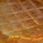 Ramazan pidesi - праздничный хлеб на Рамазан рецепт с фото
