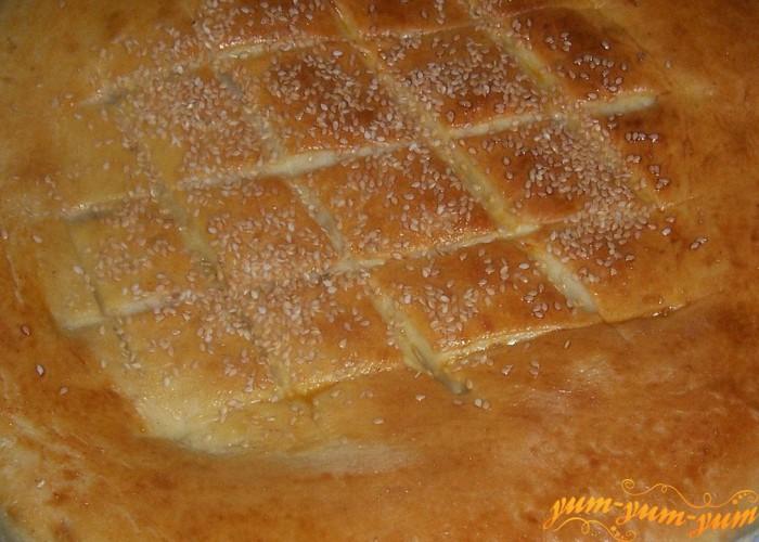 готовый хлеб пиде