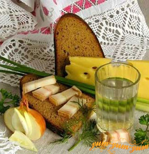 Ингредиенты украинской кухни