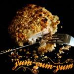 Курица с ореховой корочкой рецепт с фото