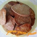 Нежные котлеты из печени рецепт с фото