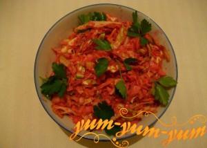Салат голь на выдумку хитра рецепт с фото