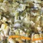 Спаржа с грибами и картофелем рецепт с фото