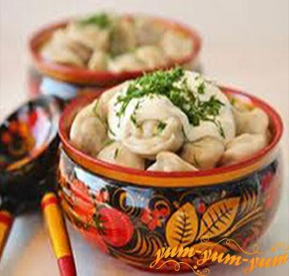 Традиционные русские блюда