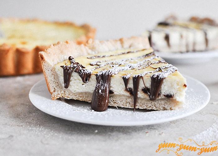 великолепный пирог готов