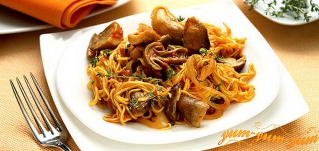 Национальные блюда итальянской кухни