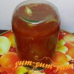 Готовый перец в томатном соке
