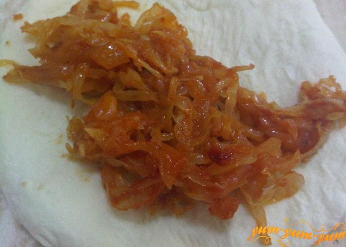 тушёная капуста в аэрогриле рецепты