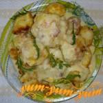 Приготовление цветной капусты обжаренной в сухарях