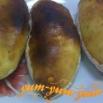 Приготовление пирожков в аэрогриле с рисом и яйцом