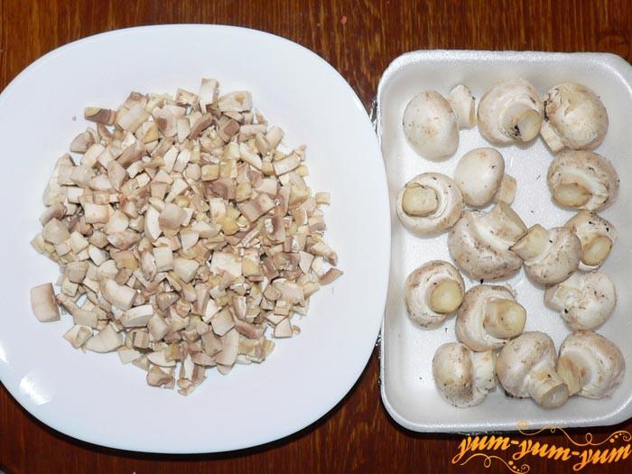 Режим грибы для рулетов