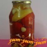 Консервация помидоров на зиму без стерилизации