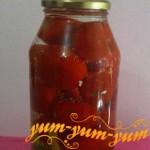 Приготовление быстрых малосольных помидоров