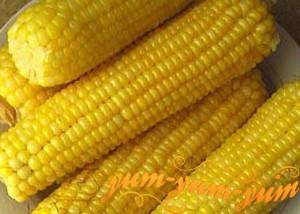 Приготовление вареной кукурузы по-домашнему