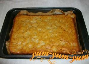 Рецепт домашнего кекса из груш