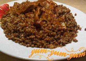 Рецепт домашней подливы из говядины
