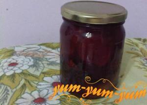Рецепт варенья из слив