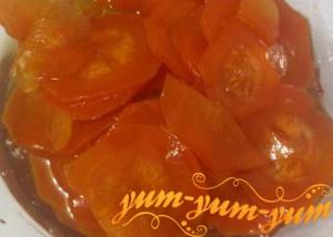 Рецепт морковного варенья на зиму