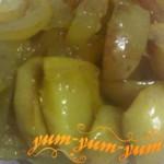 Рецепт приготовления домашнего варенья из яблок на зиму