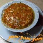 Рецепт приготовления икры из огурцов