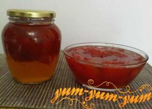Рецепт варенья из арбуза на зиму в домашних условиях
