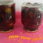 Рецепт заготовки из слив на зиму по-домашнему