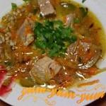 Рецепт рассольника с перловкой и говядиной