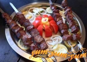 Рецепты маринада для говядины