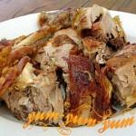Рецепт барашка на вертеле
